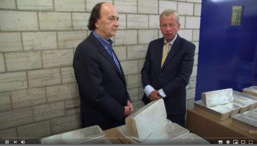 Jim rickards & Egon von Greyerz praten over de goudprijs en zilver