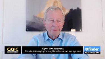 Goud versus Bitcoin - video met Egon von Greyerz (Matterhorn Asset Management) & Kerry Stevenson van Symposium