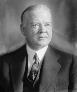 'We hebben goud omdat we regeringen niet kunnen vertrouwen' - Herbert Hoover